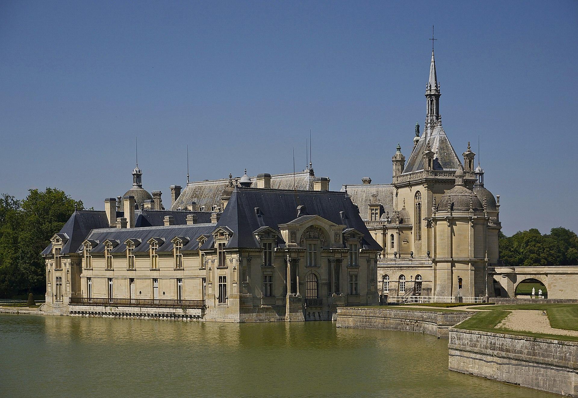 Seminaire-vert_chateau_de_Chantilly